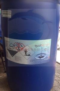 Benzalkonium chloride (BKC)